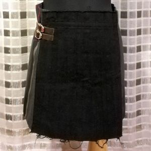 Custo Barcelona, Wrap Mini Skirt/ KIlt